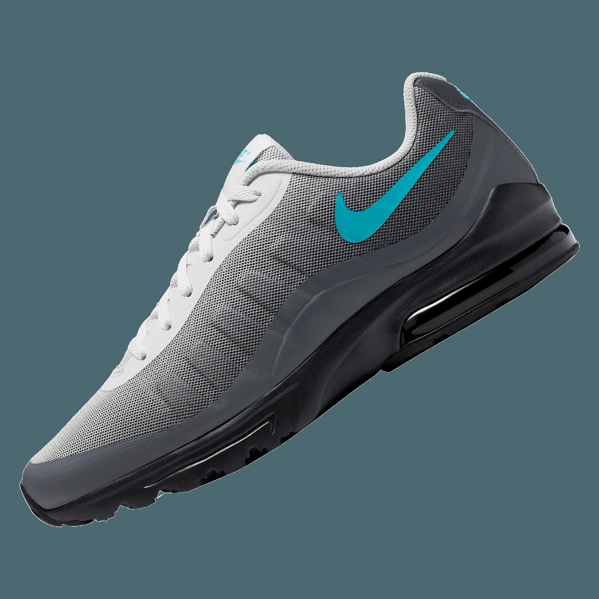 Nike hardloopschoenen Air Max Invigor donkergrijsturquoise