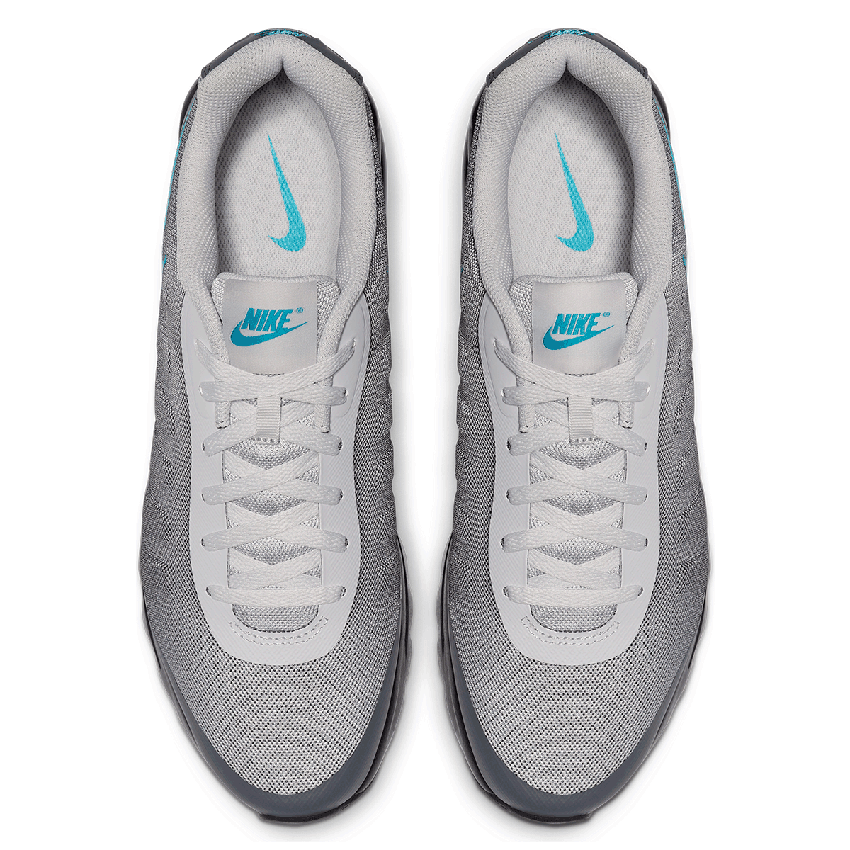 Nike Laufschuh Air Max Invigor dunkelgrautürkis