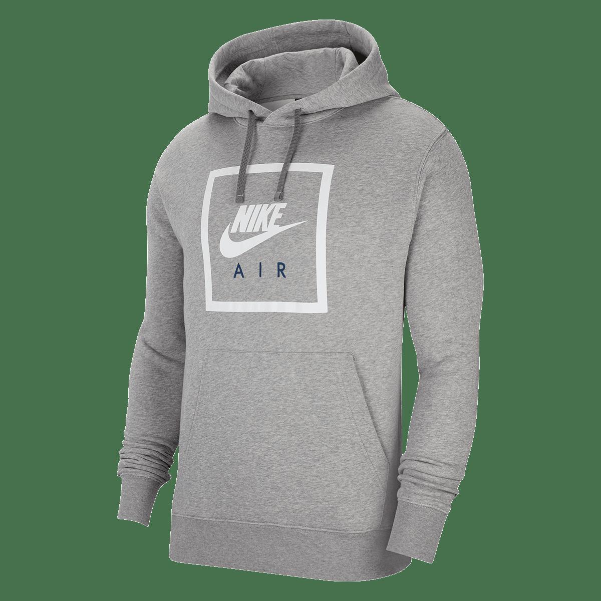 Nike Kapuzenpullover Sportswear Air IV Hoody dunkelgrauweiß