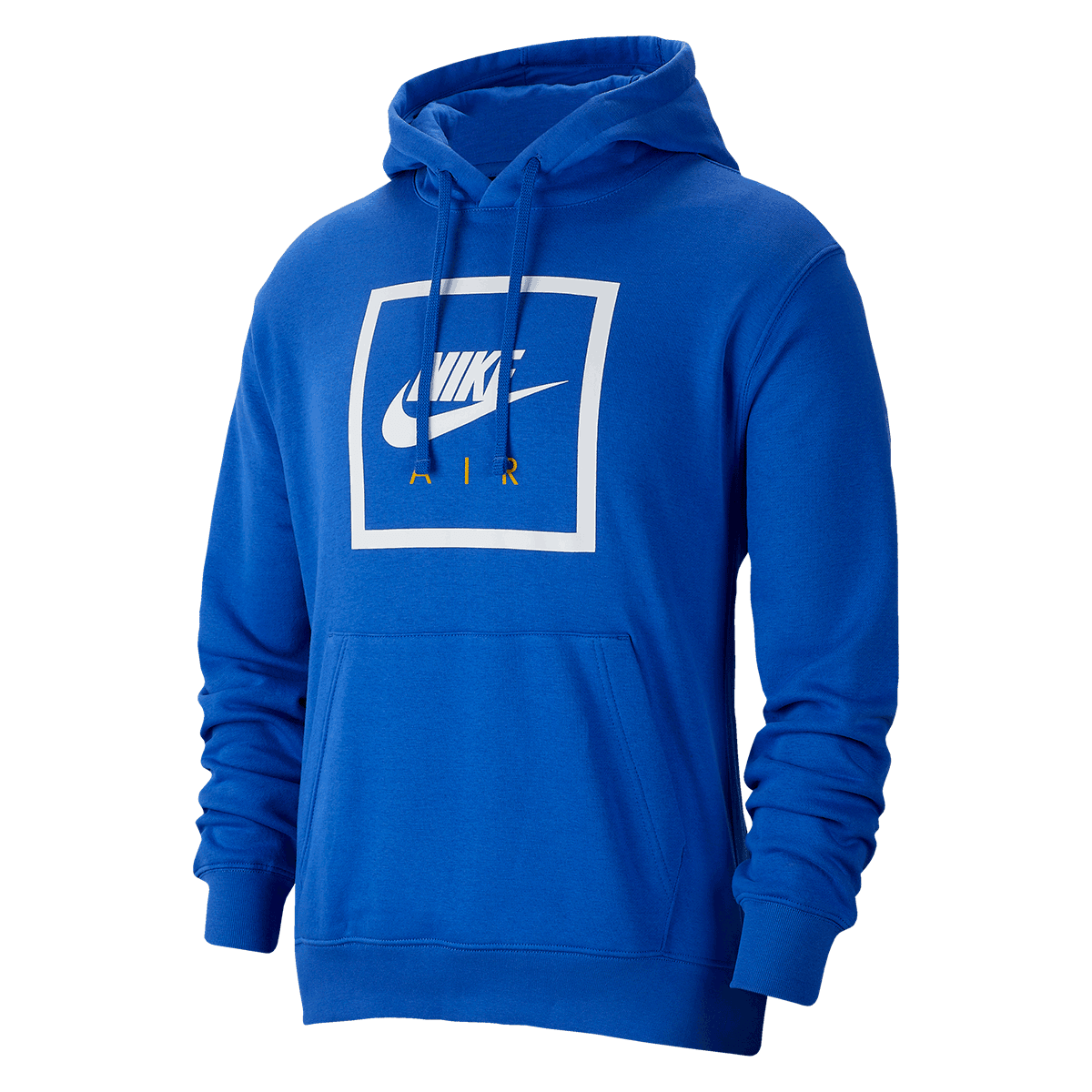 Nike Kapuzenpullover Sportswear Air IV Hoody blauweiß