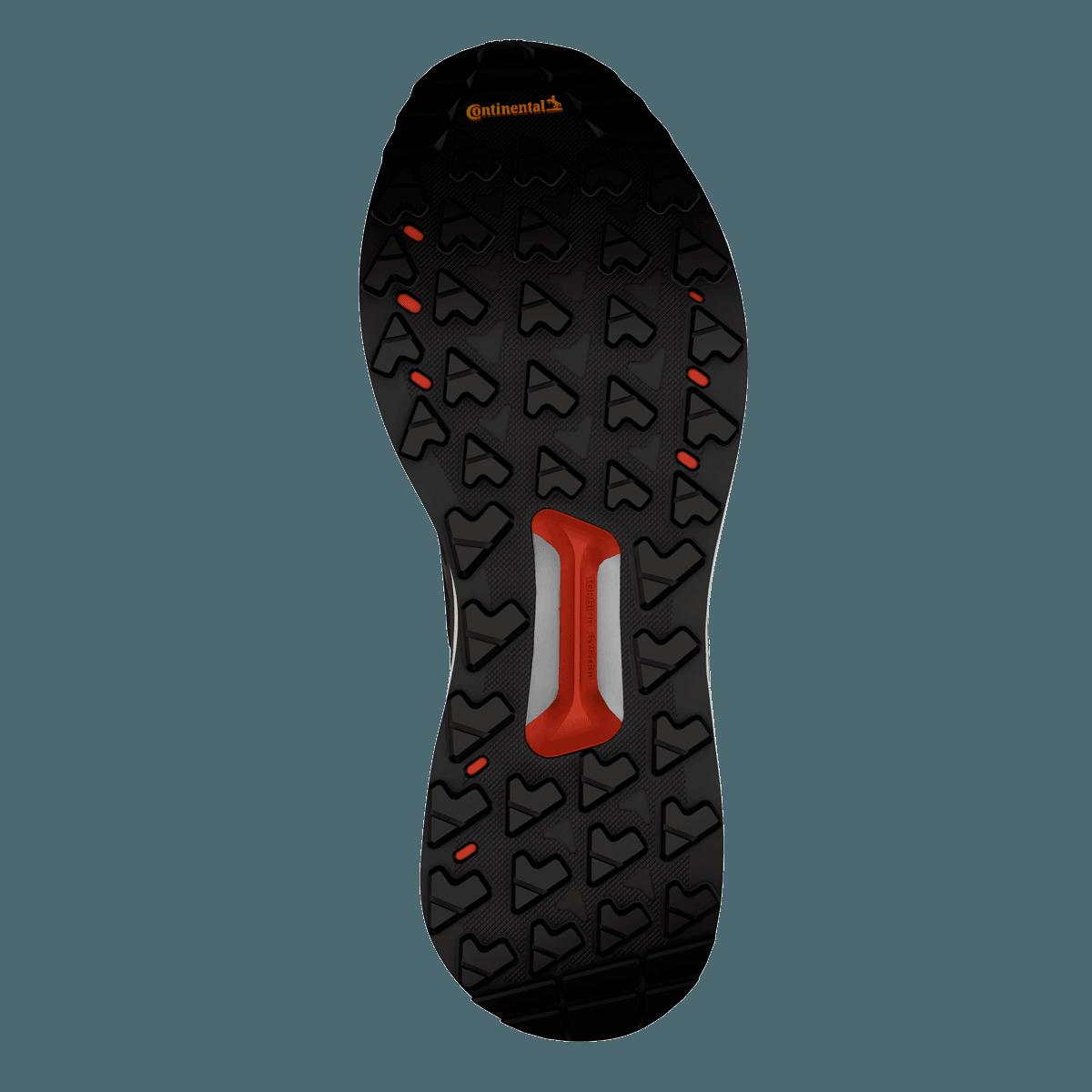 Terrex dunkelrotschwarz GTX Schuh adidas Hiker Free qGUMpSzV