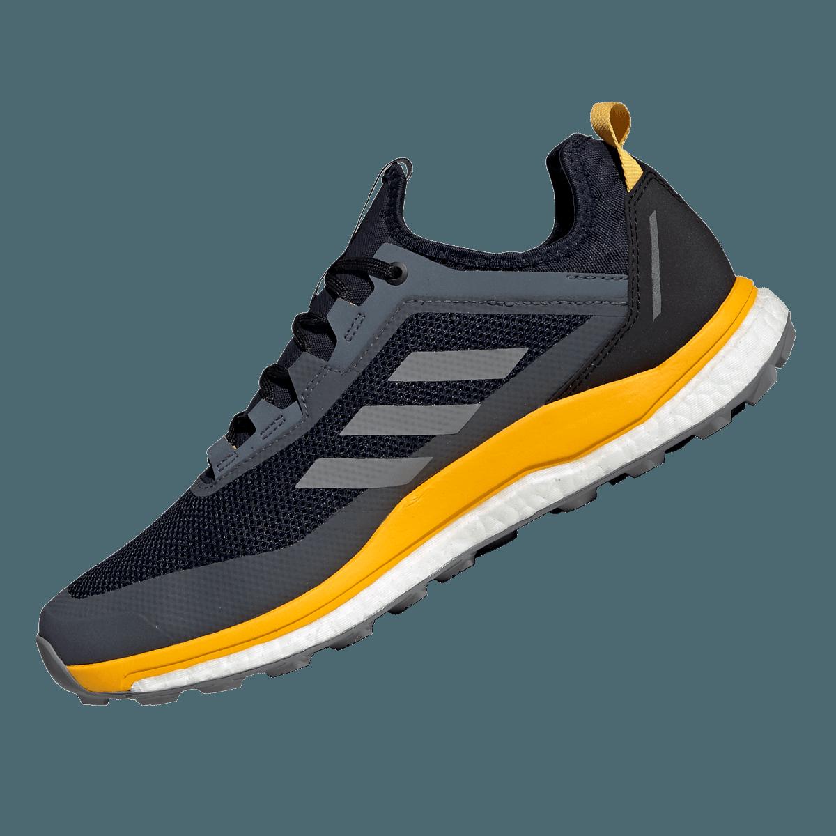 adidas Schuh Terrex Agravic Flow GTX schwarzorange