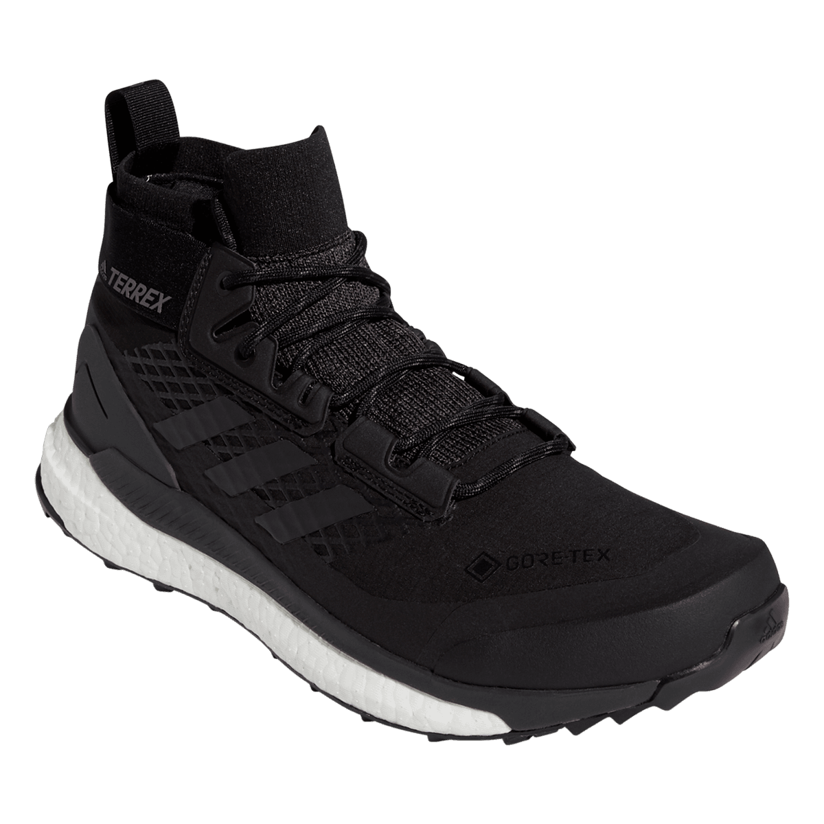 adidas Terrex Free Hiker GTX cipő feketefehér