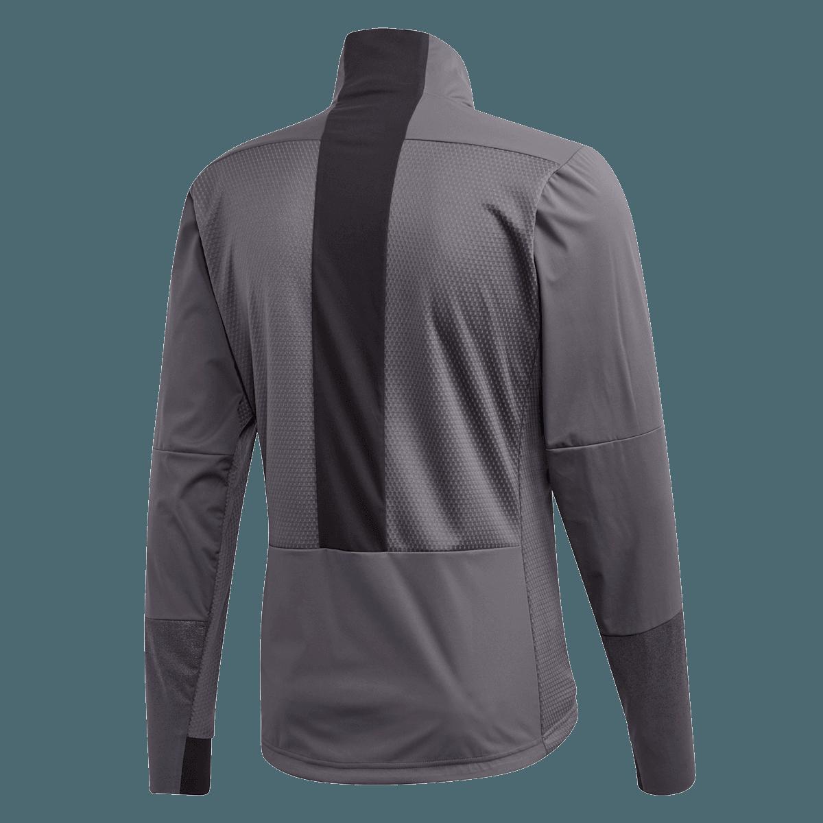 adidas Outdoorjacke Terrex insulated Jacket orangeschwarz