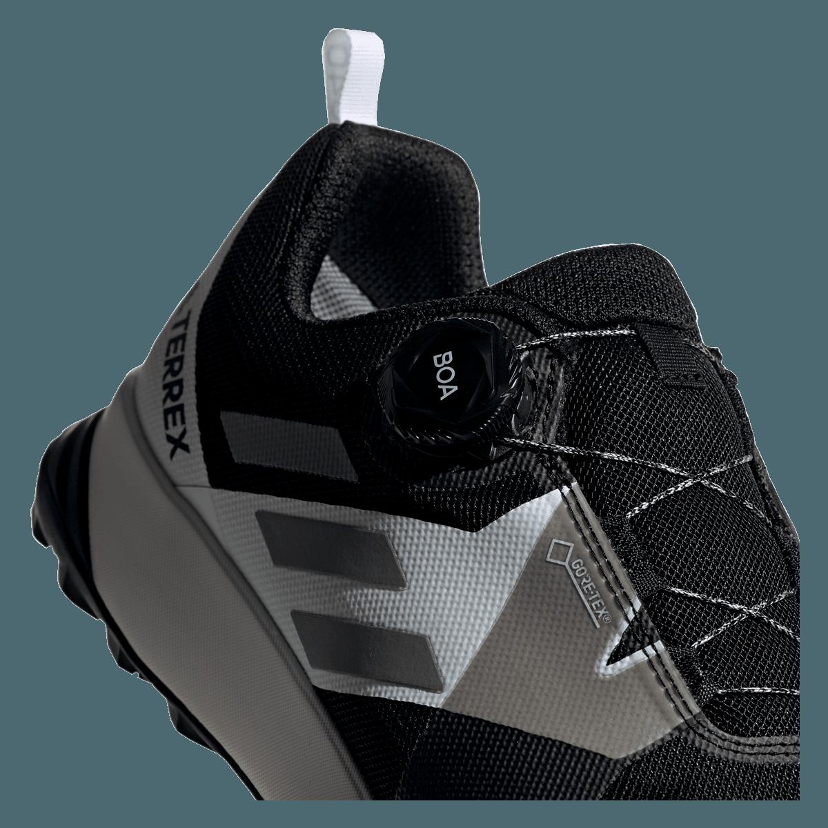 adidas Terrex Two Boa GTX cipő feketeszürke