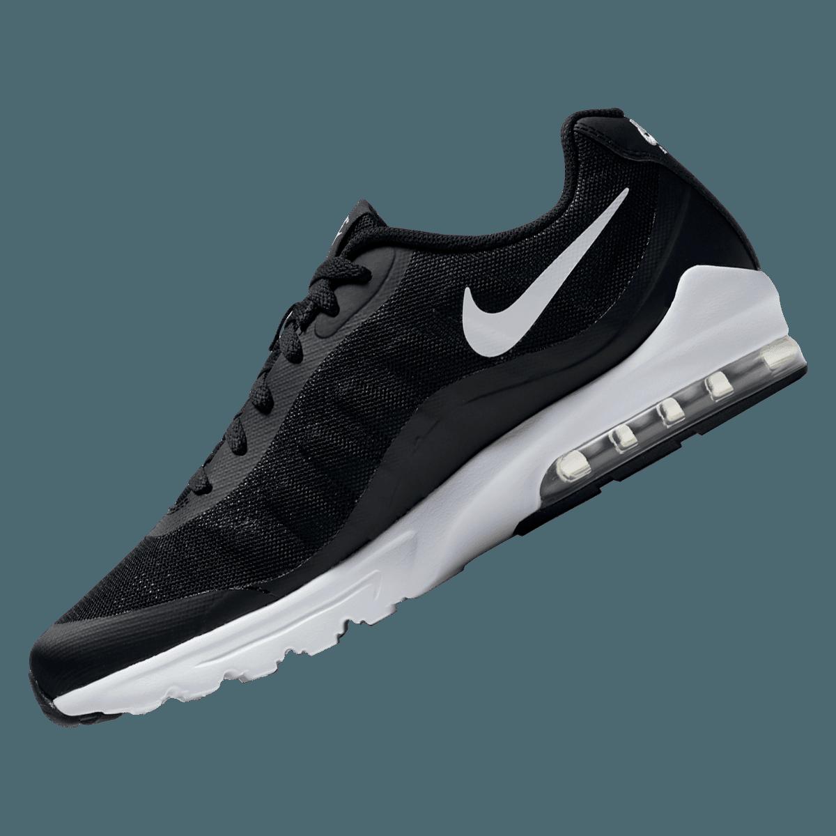 Nike hardloopschoenen Air Max Invigor zwartwit
