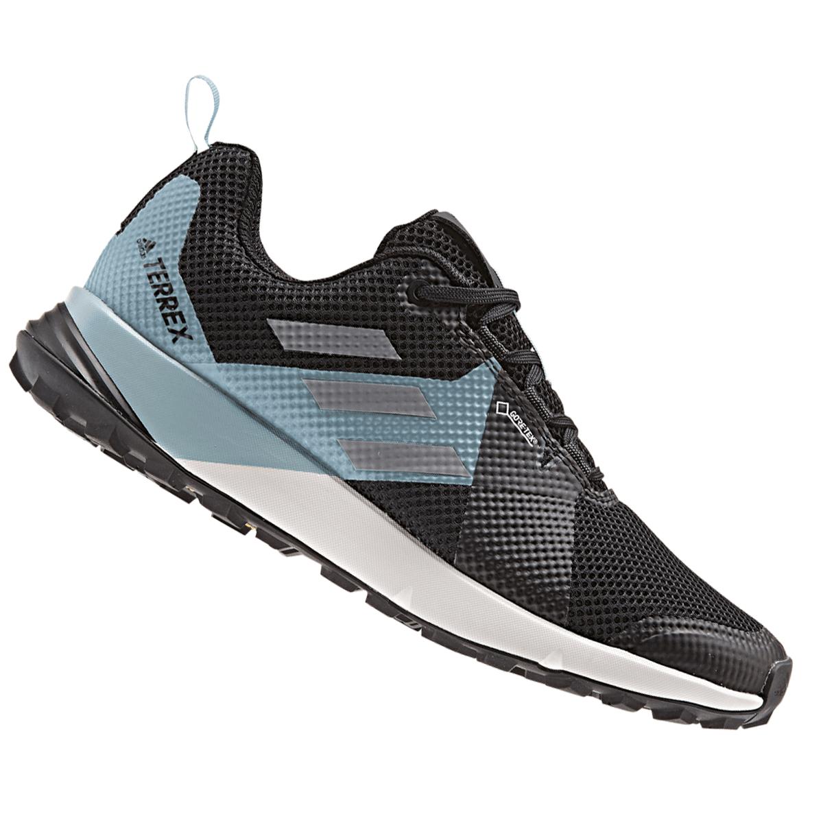 adidas Damen Schuh Terrex Two GTX schwarz/blau