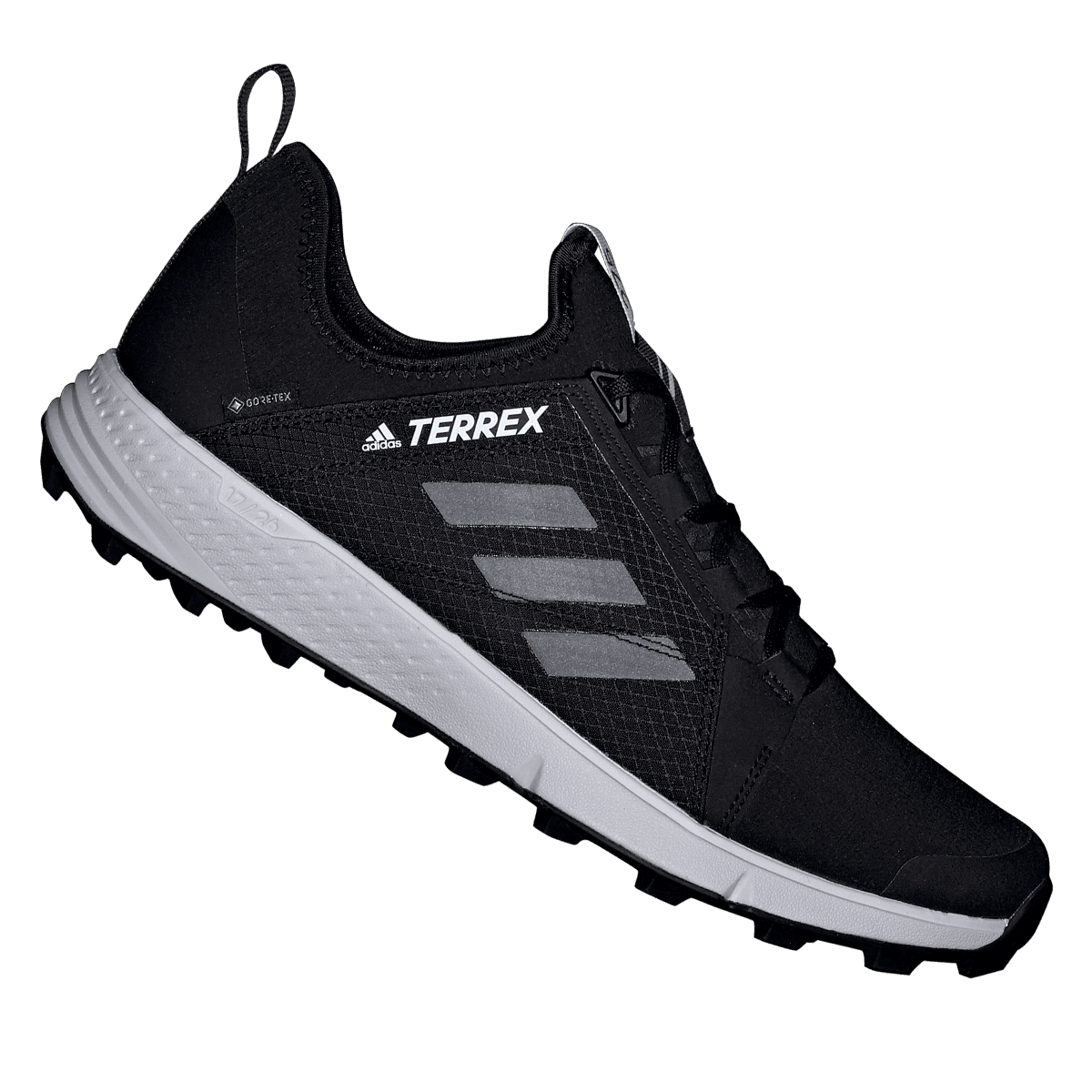 adidas Schuh Terrex Agravic Speed GTX schwarzweiß