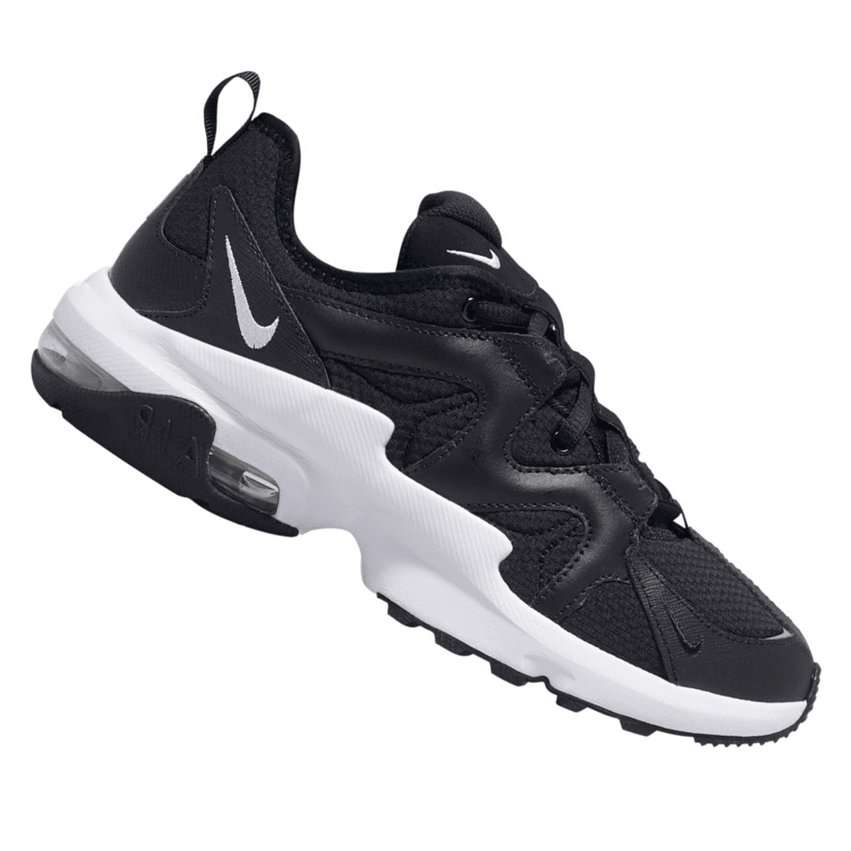 Nike Air Max Graviton női szabadidőcipő feketefehér
