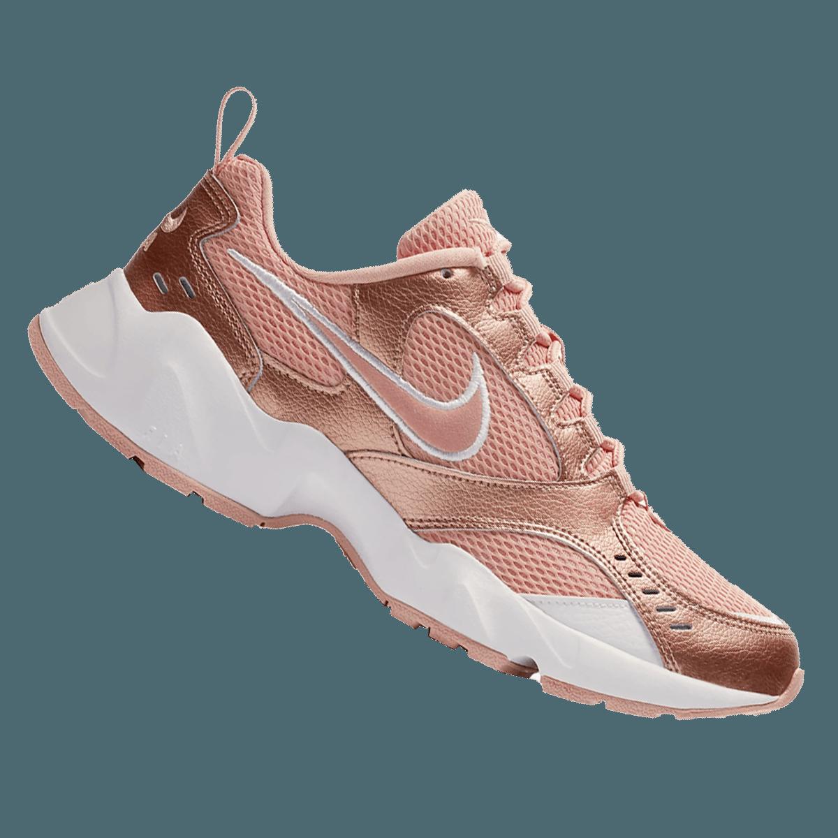 Nike Air Max Asis női futócipő világos rózsaszínfehér Futball áruház