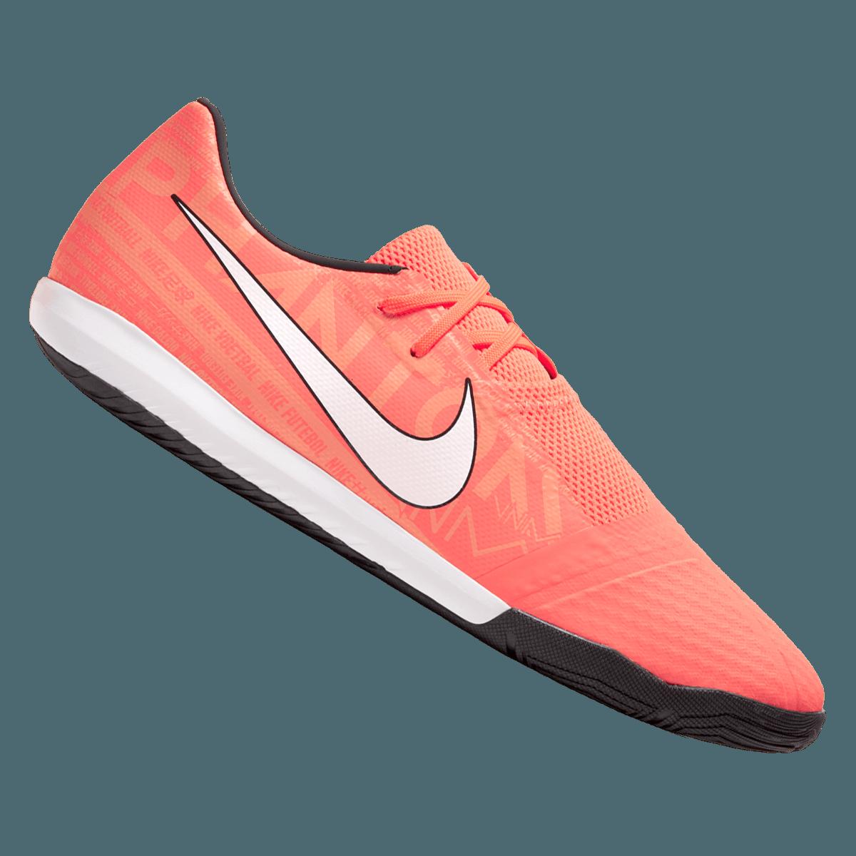 Nike Hallenschuh Phantom Venom Academy IC orangeweiß