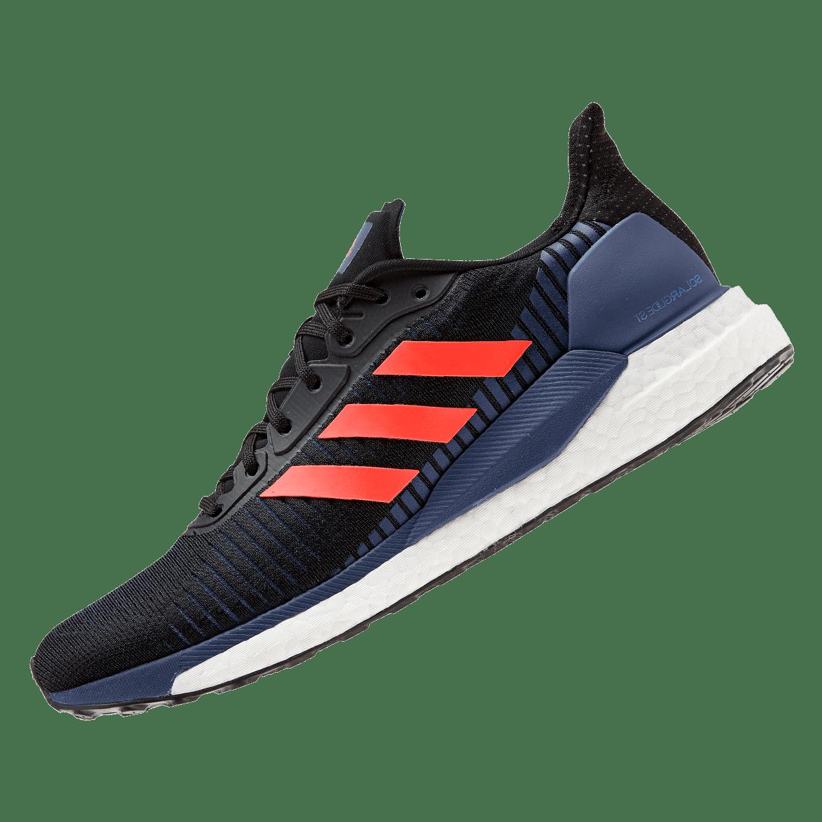 adidas Solar Glide ST 19 M futócipő feketesötétkék