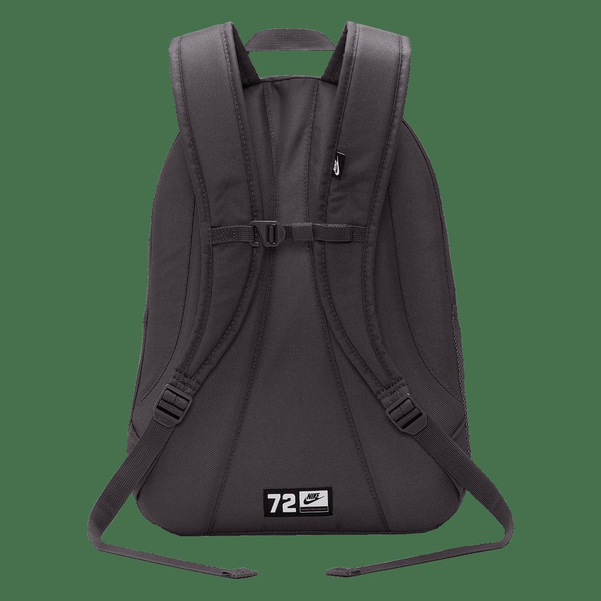 Nike Rucksack Hayward Backpack 2.0 dunkelgraugelb