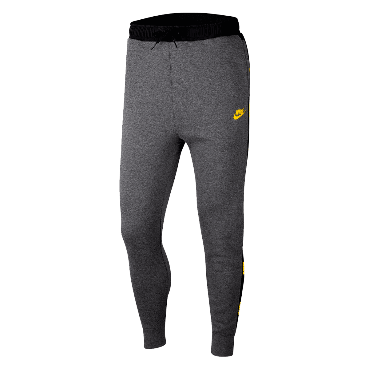 Nike Jogginghose Sportswear Hybrid BB Jogger dunkelgrauschwarz