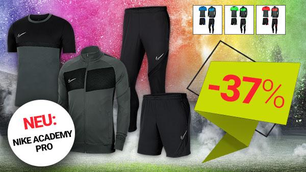 NEU: Nike Set Academy Pro -37%