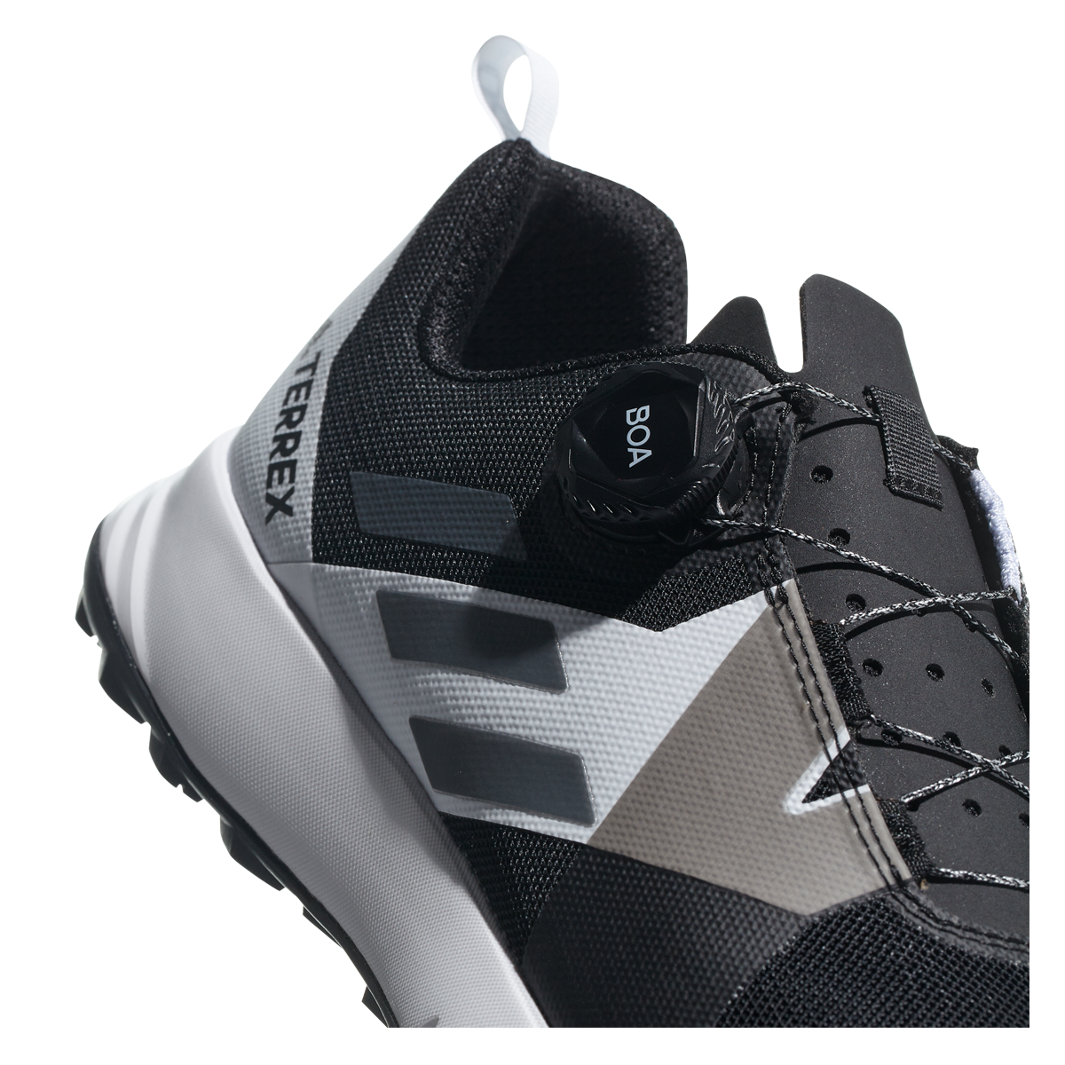 adidas Terrex Two Boa cipő feketeszürke