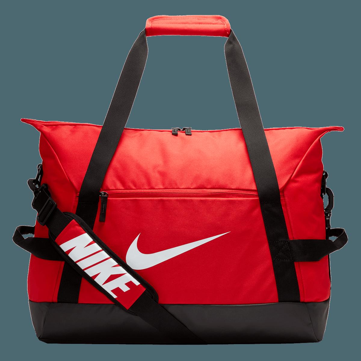 Nike Sporttasche Academy Club Team Duffel M Bag rotschwarz