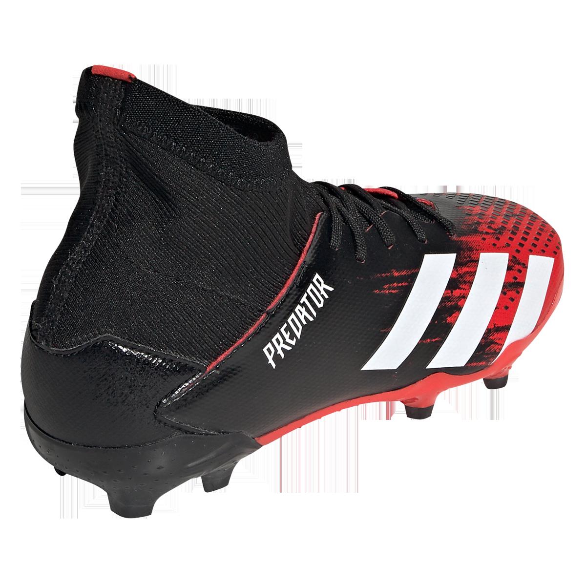adidas Kinder Fußballschuh Predator 20.3 FG J schwarzrot