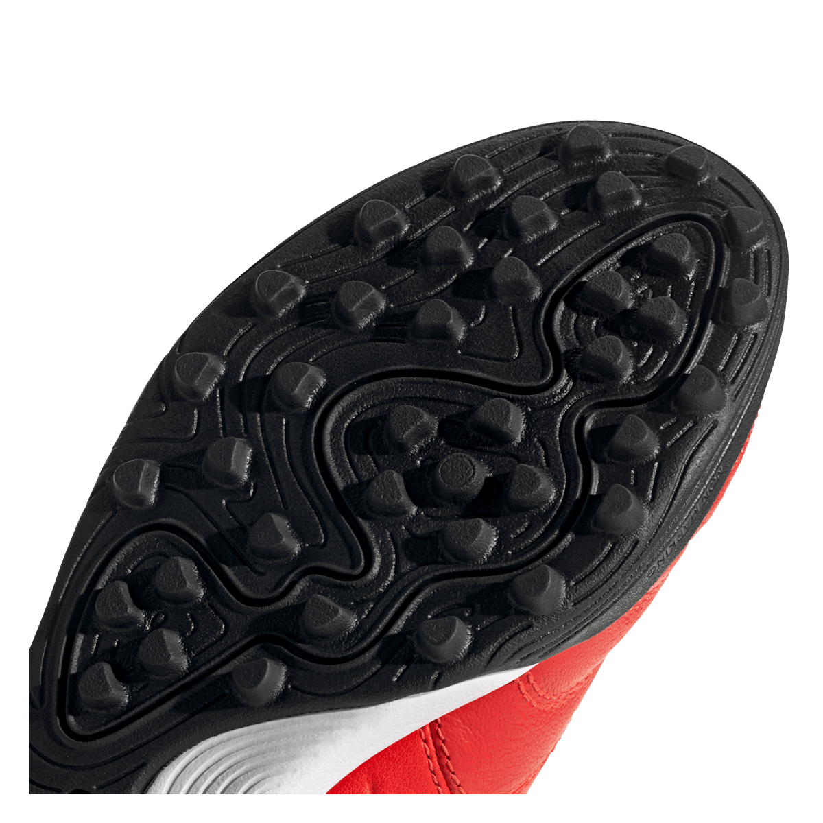 adidas voetbalschoenen Copa 20.3 TF kunstgras roodzwart
