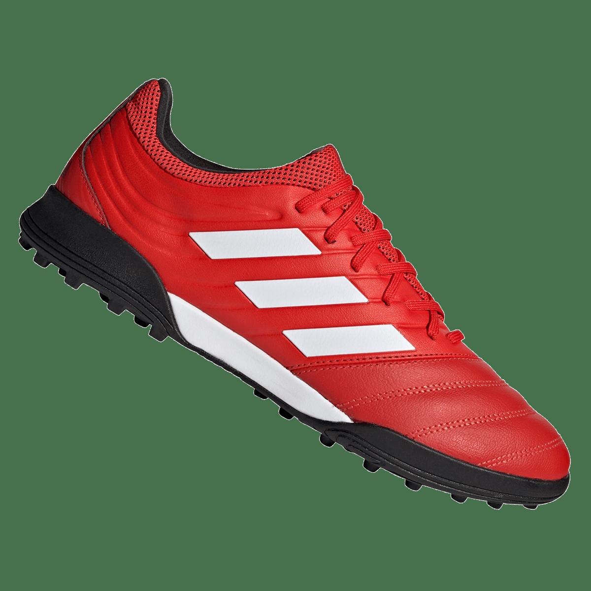 adidas Fußballschuh Copa 20.3 TF Kunstrasen rotschwarz