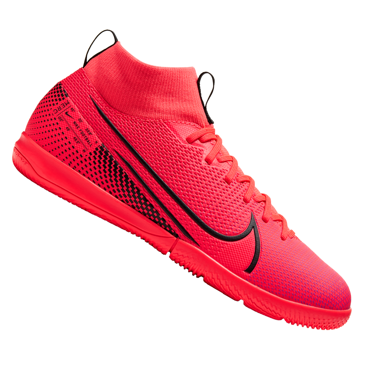 nike mercurial superfly cr7 hallenschuhe kinder