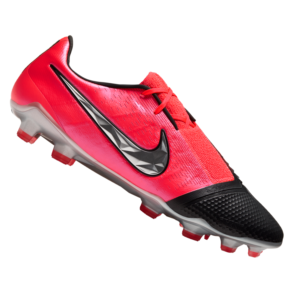 chaussures de foot nike rouge