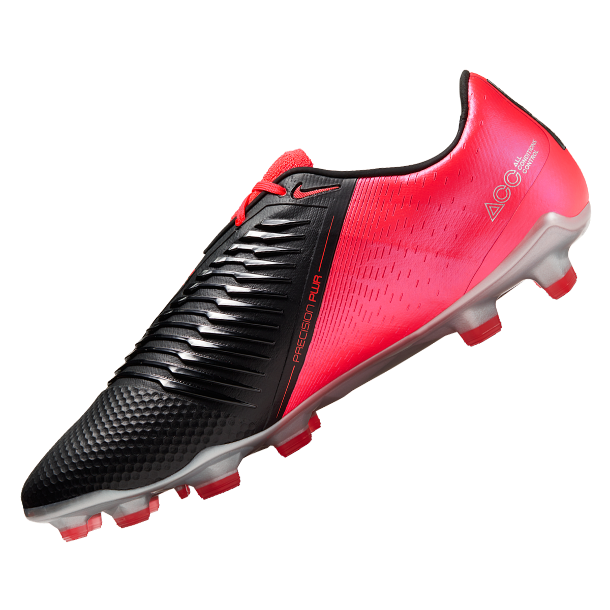 Chaussure de football Phantom Venom Elite FG de Nike rouge
