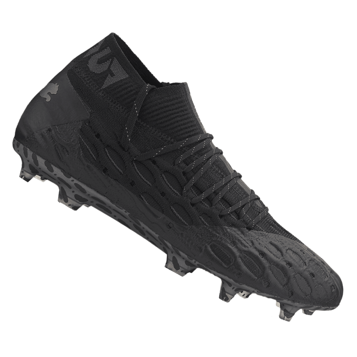 Puma buty piłkarskie Future 5.1 Netfit FGAG czarneantracyt Sklep piłkarski