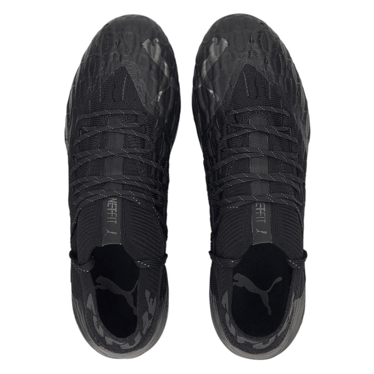 Puma buty piłkarskie Future 5.1 Netfit FGAG czarneantracyt