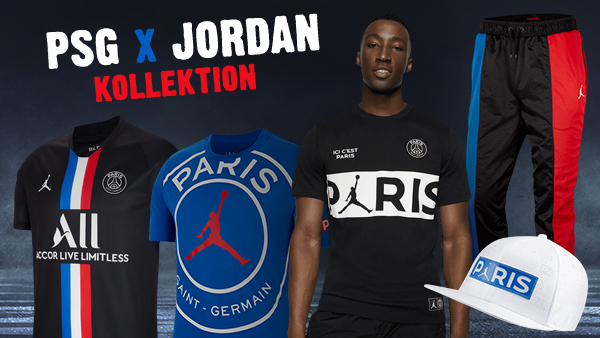 PSG x JORDAN: Limited Edition
