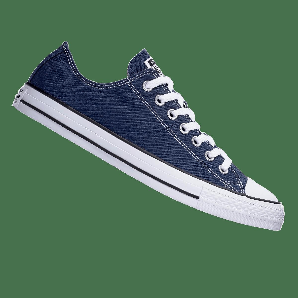converse chaussure bleu