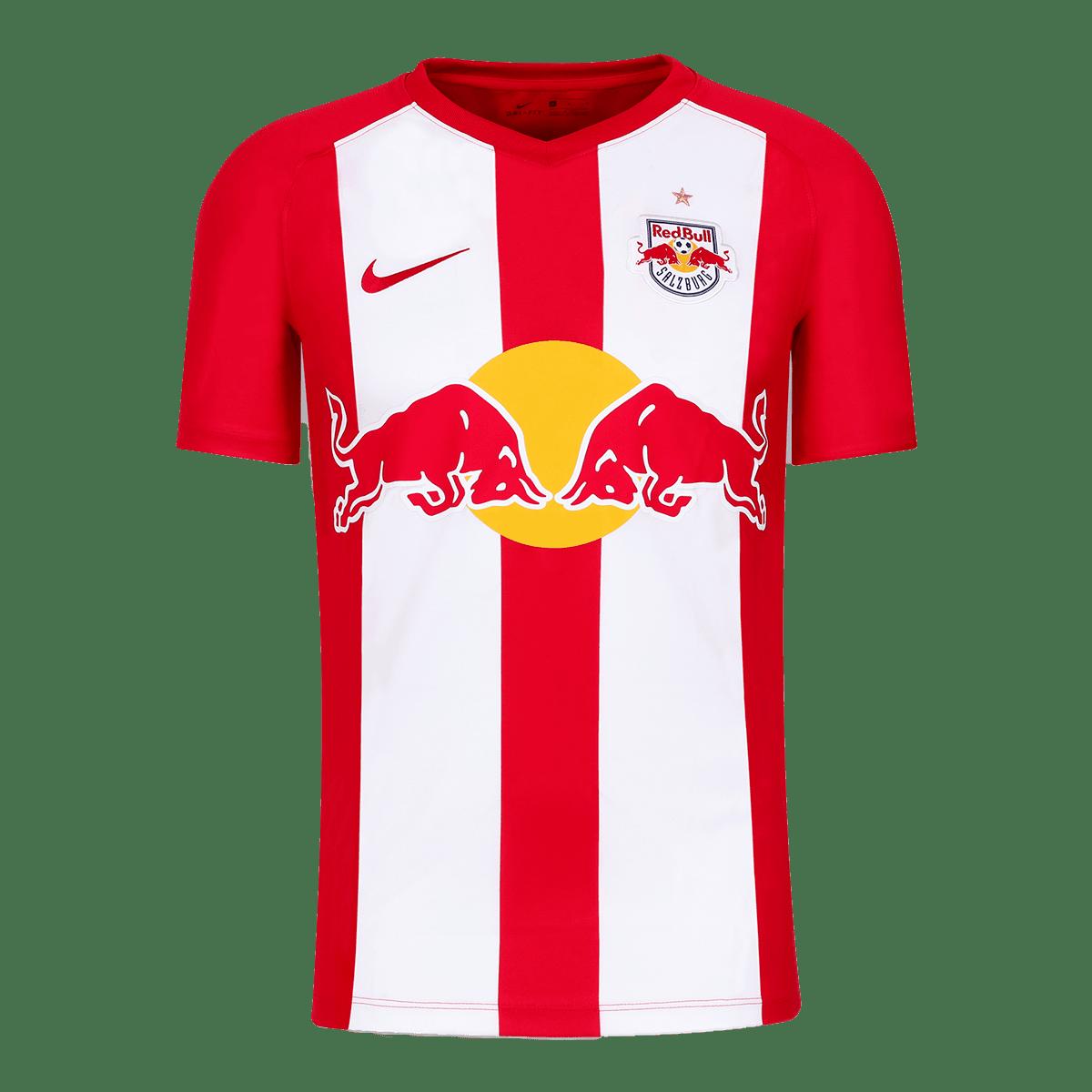Nike RB Salzburg Herren Heim Trikot 201920 rotweiß
