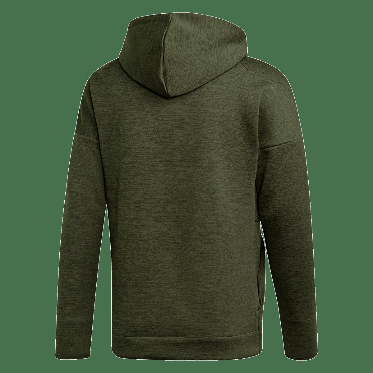 Adidas ZNE Full Zip Up Fleece Hooded Jacket NWT