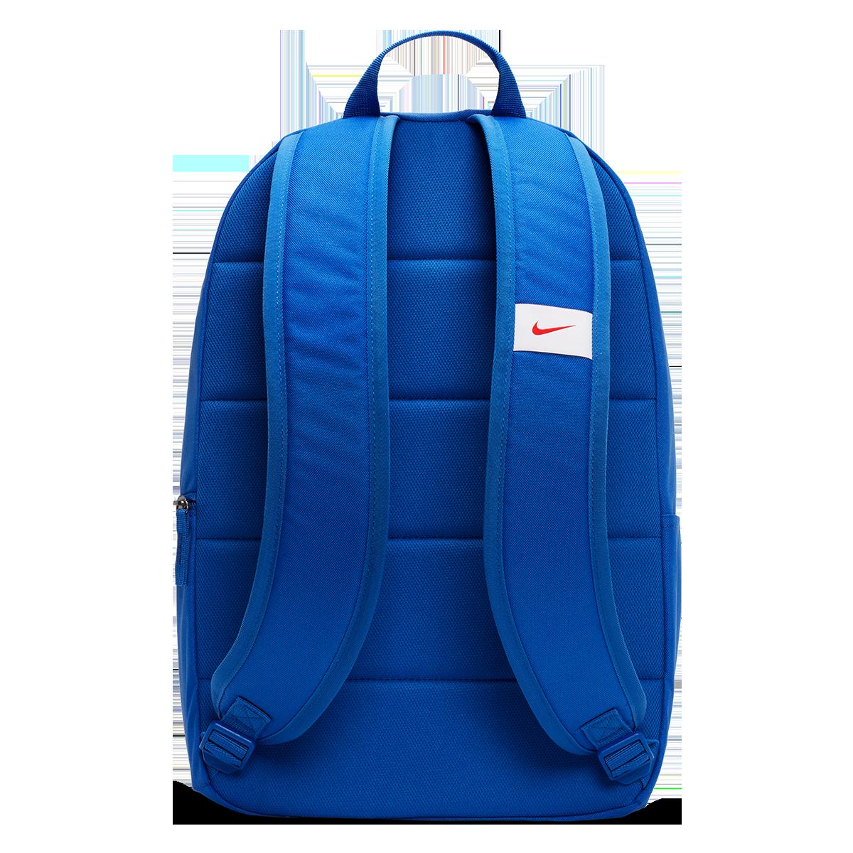 Nike England Rucksack Stadium Backpack blaurot