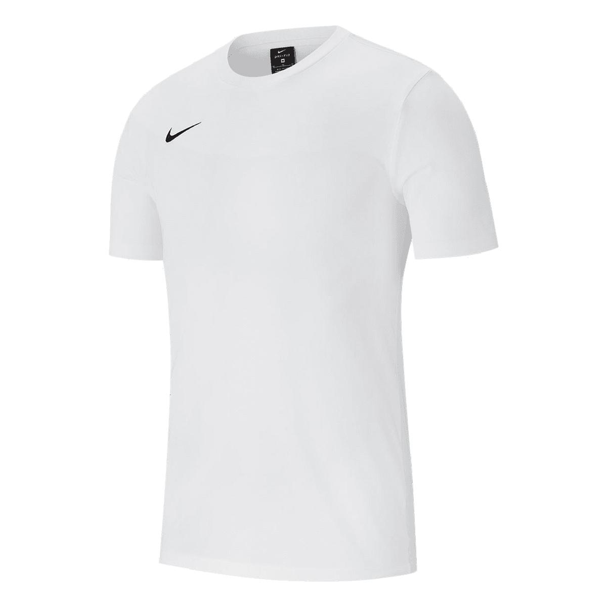 t shirt Nike Team Club 19 SS blanc