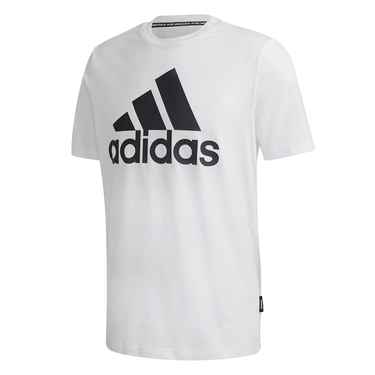 adidas Shirt Badge of Sport rotweiß Fussball Shop