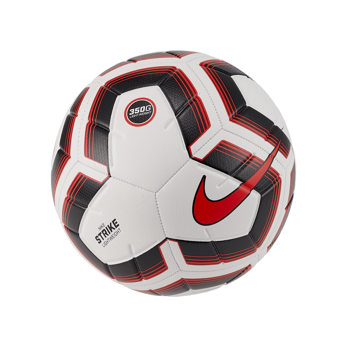 5 Farbe: weiß // rot Gr Fussball