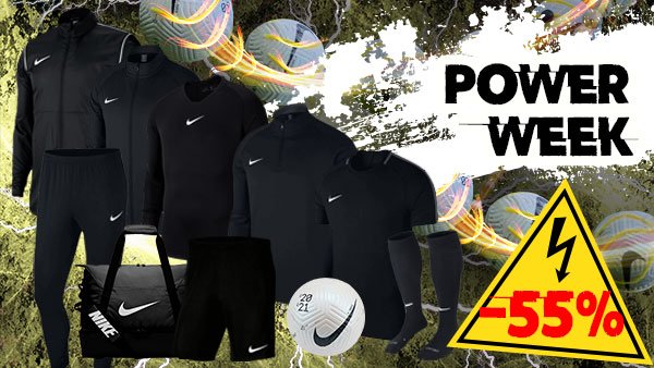 POWER WEEK: 10-teiliges Nike Set -55%