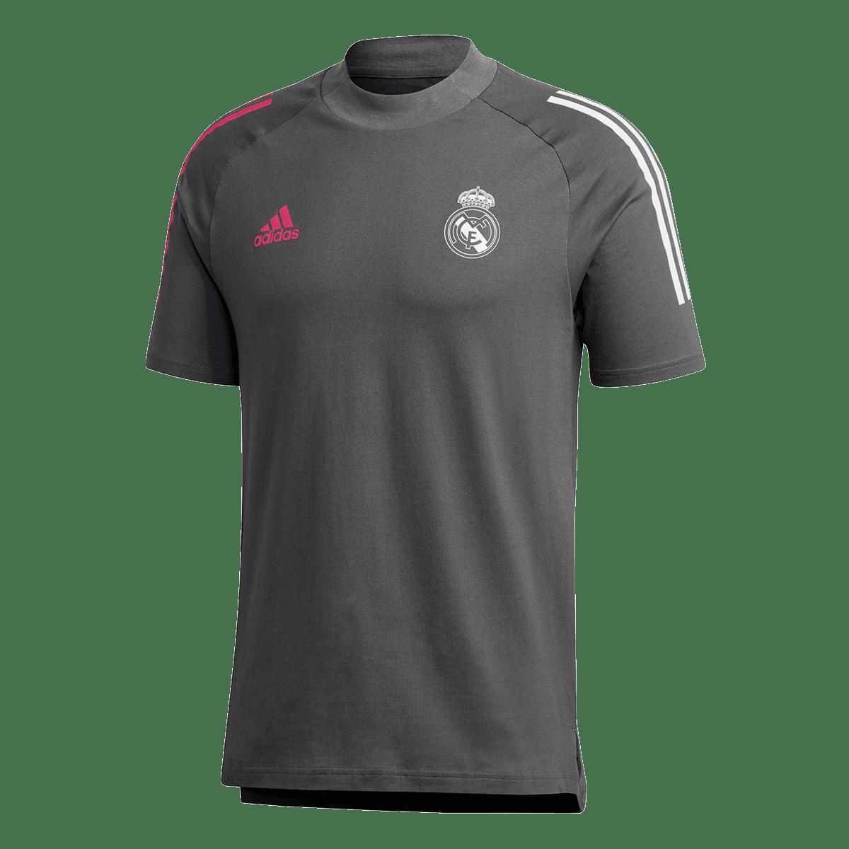 adidas Real Madrid Trainingshose dunkelgrauweiß Fussball Shop
