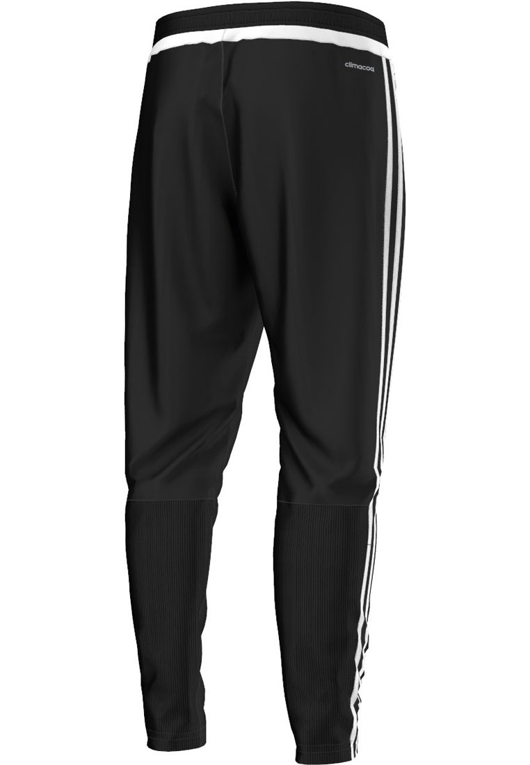 adidas trainingshose tiro 15 training pant schwarz wei. Black Bedroom Furniture Sets. Home Design Ideas
