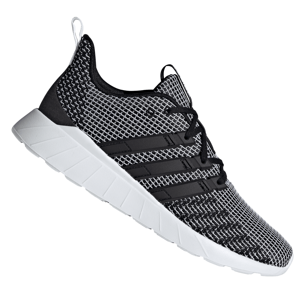 adidas schoenen Questar Flow zwart/wit