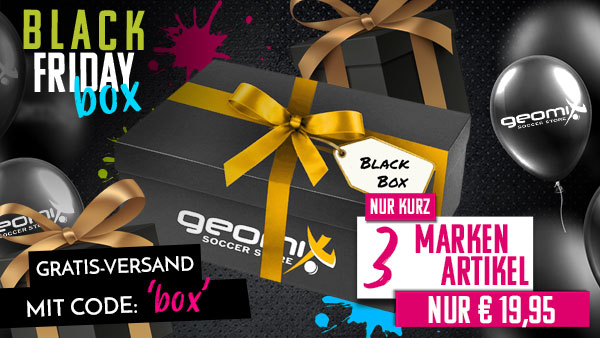 BLACK BOX: 3 Marken-Artikel € 19,95