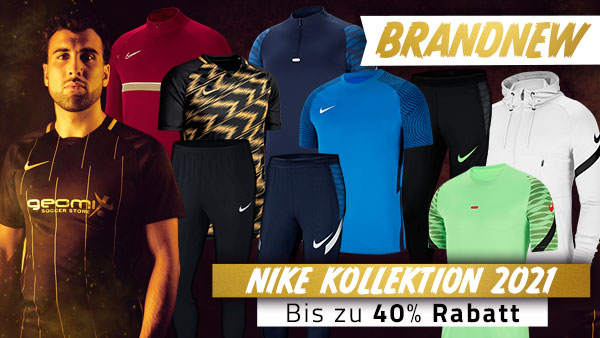BRANDNEW: Nike Kollektion 2021