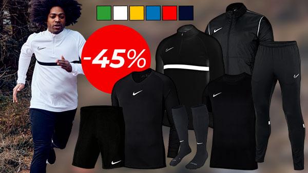 Ensemble Nike 7 Pièces : € 104,95