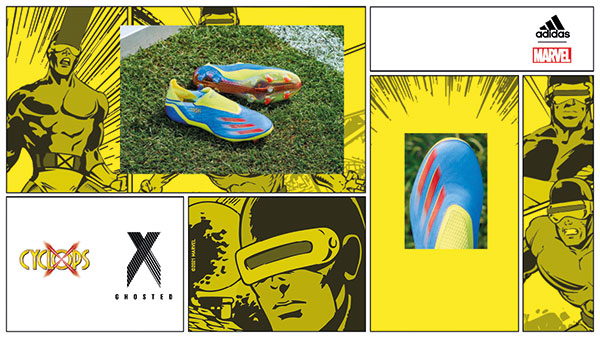 SPECIAL EDITION: adidas Marvel X-Men
