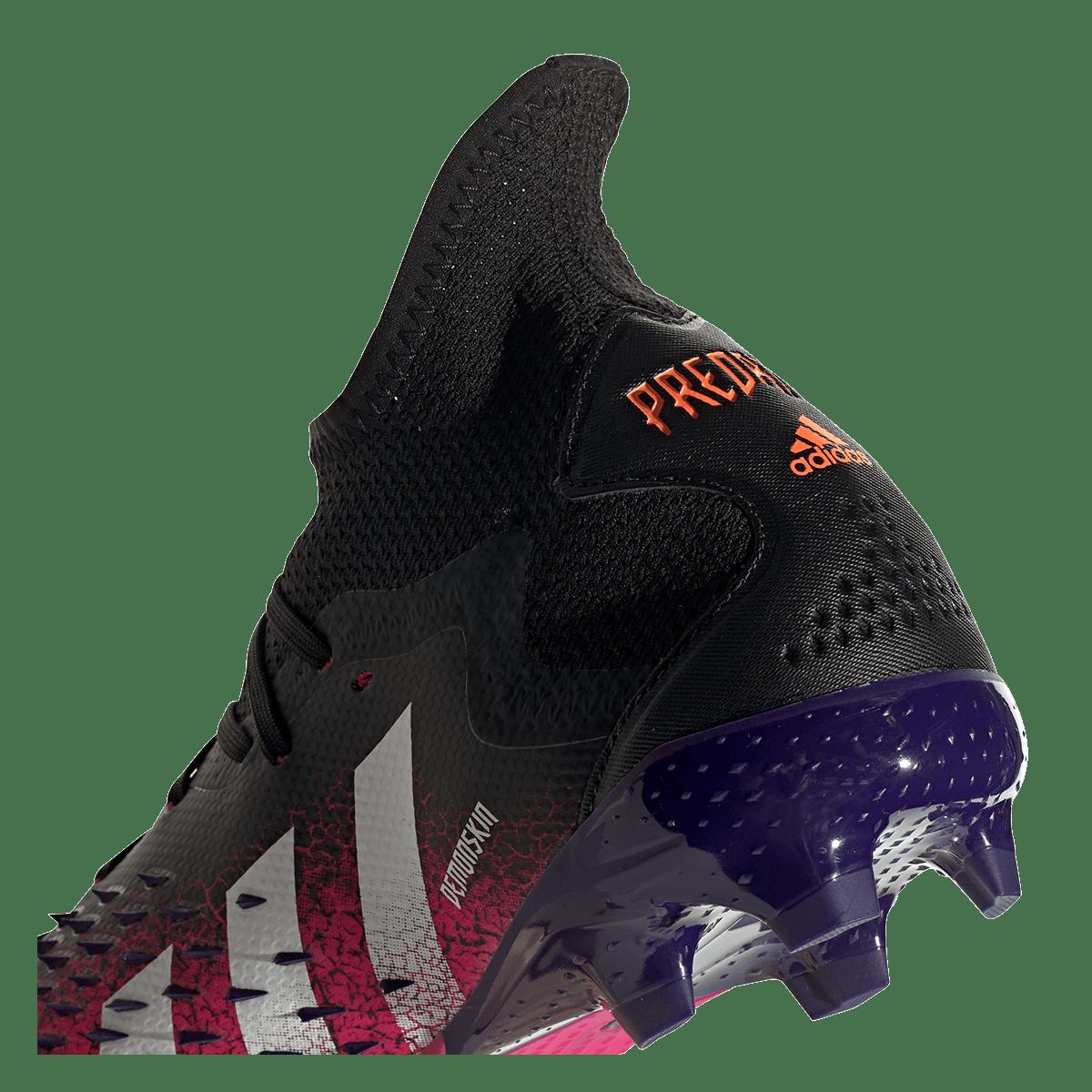 Chaussure de football adidas Predator Freak .2 FG noir / rose