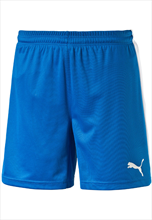 Puma Short Pitch mit Innenslip blau