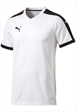 Puma shirt Pitch wit/zwart