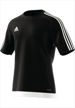 adidas Shirt Estro 15 Training Jersey, zwart/wit