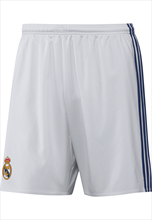 adidas Real Madrid Heim Short 2016/17 weiß/violett